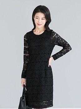 [7C-OP012]系带连衣裙