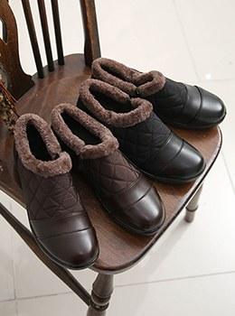 [YD-SH017]半皮靴子鞋