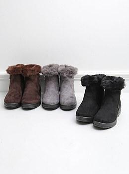 [YD-SH019]德里磨砂靴