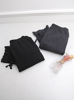 [8D-PT167] cankant ribbon leggings