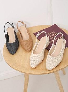 [YY-SH170] Ratan吊带背凉鞋