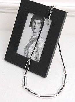 [YY-AC085]银链别致项链