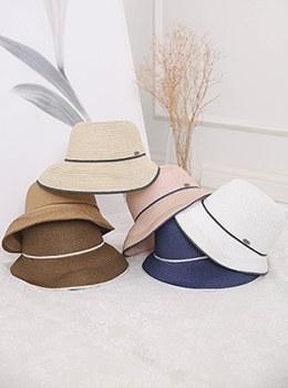 [YY-HA025] Ratan卷边帽